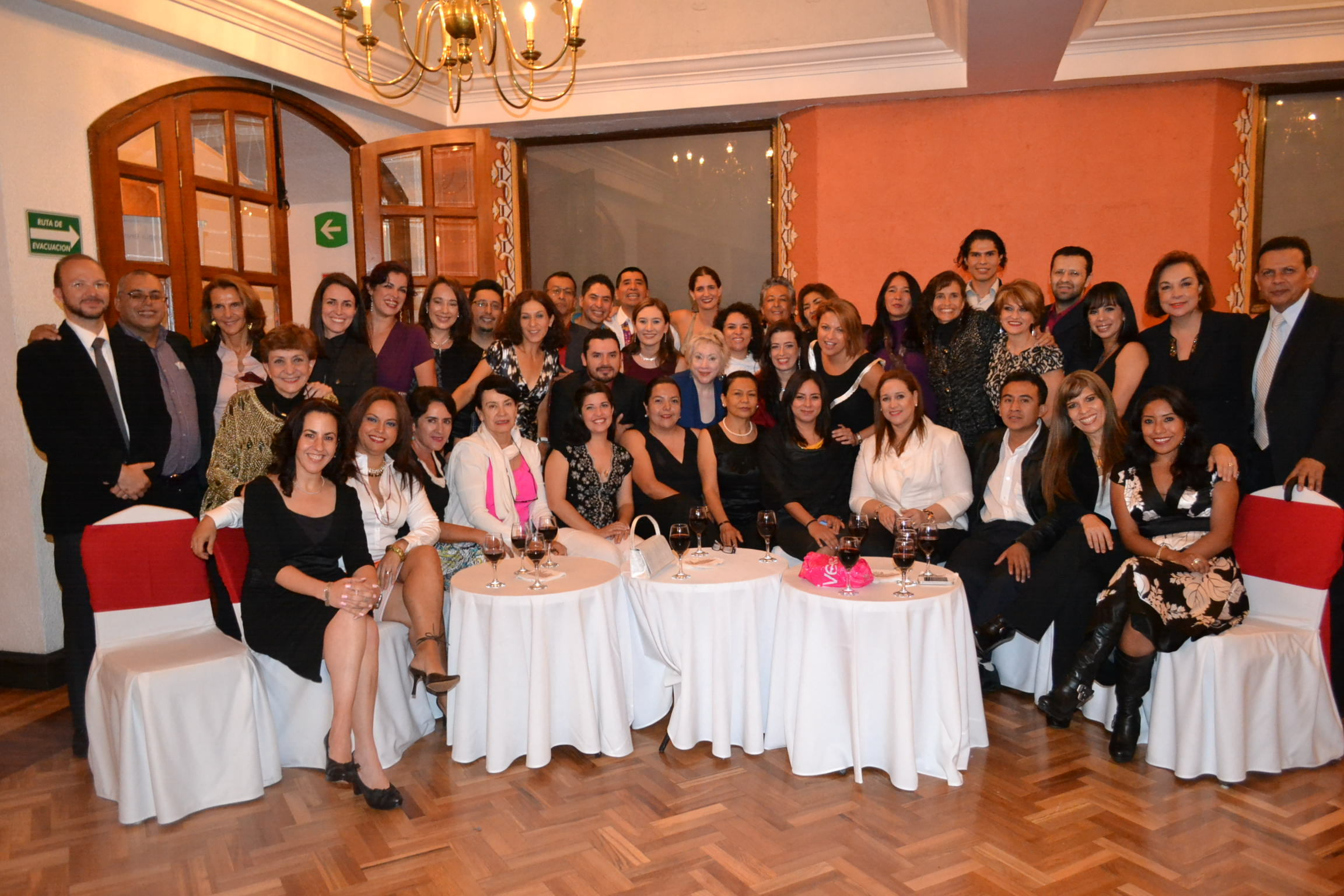 Primera Generación Master TBE México