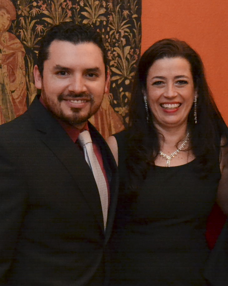Psic. Eduardo Díaz y Mtra. Liliana Velarde